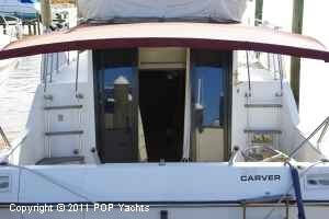 1987 Carver 36 Mariner - Photo #18
