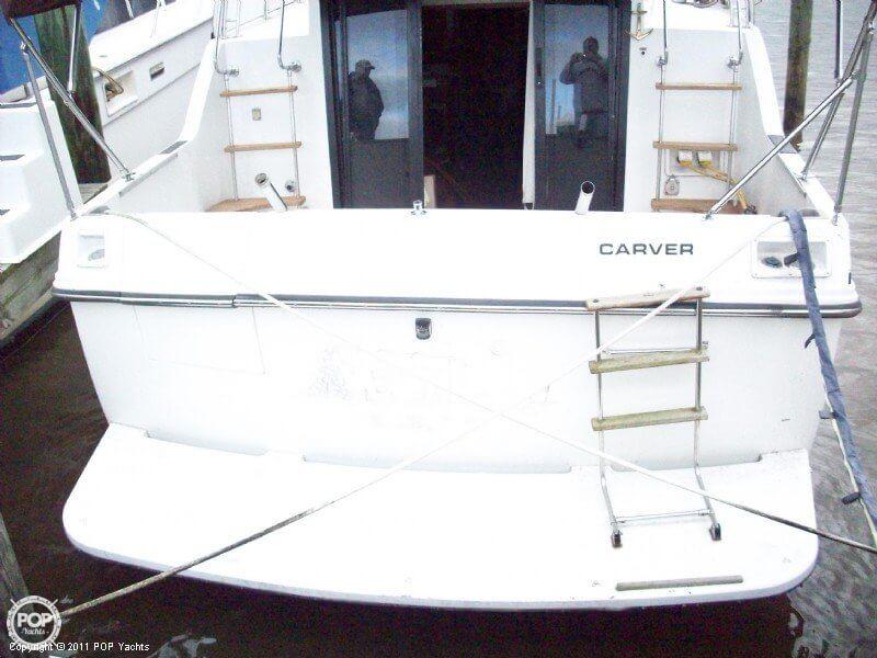 1987 Carver 36 Mariner - Photo #39