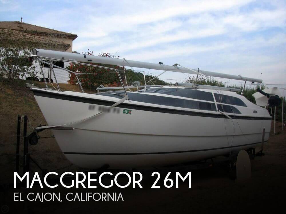2005 MACGREGOR 26 for sale