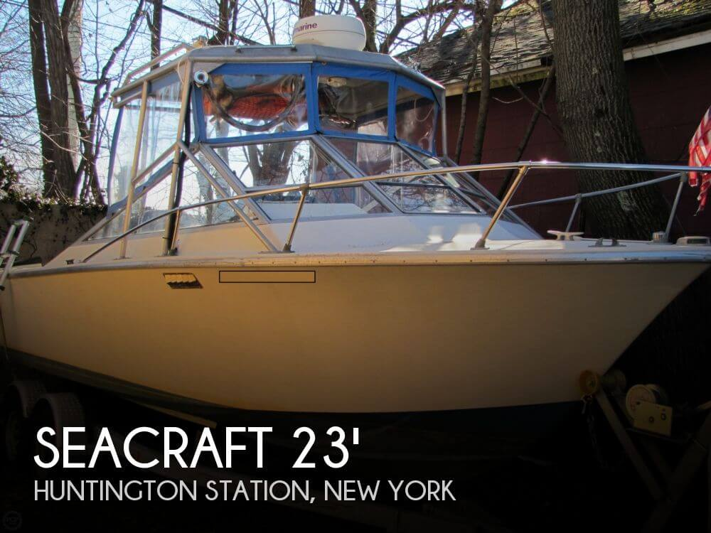 1973 SeaCraft 23 Tsunami Sport - Photo #1