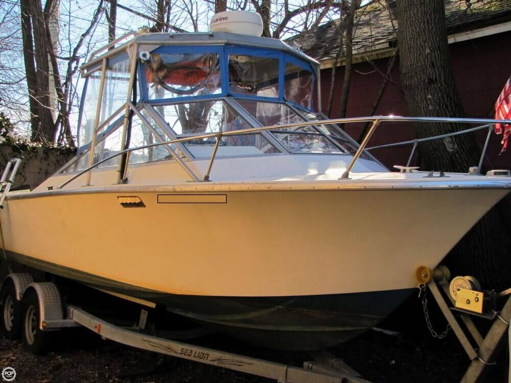 1973 SeaCraft 23 Tsunami Sport - Photo #3