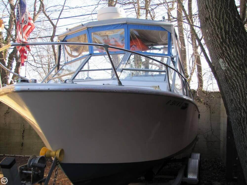 1973 SeaCraft 23 Tsunami Sport - Photo #2