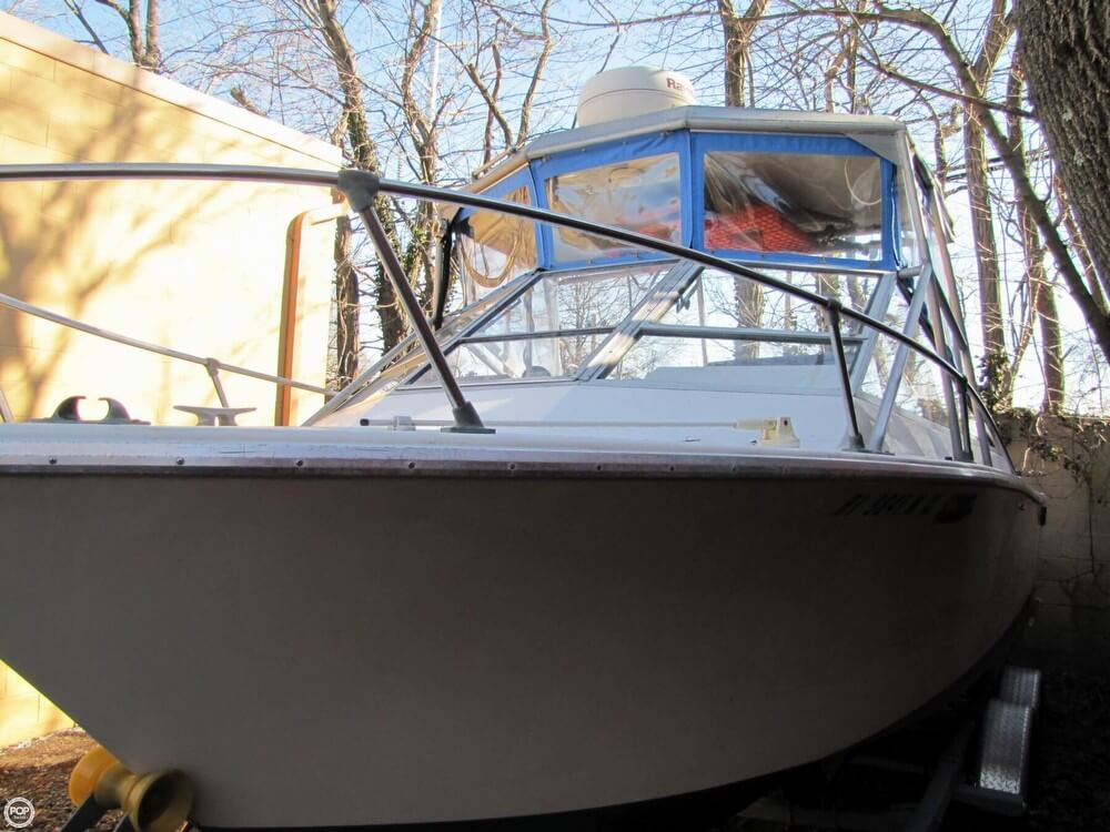 1973 SeaCraft 23 Tsunami Sport - Photo #8