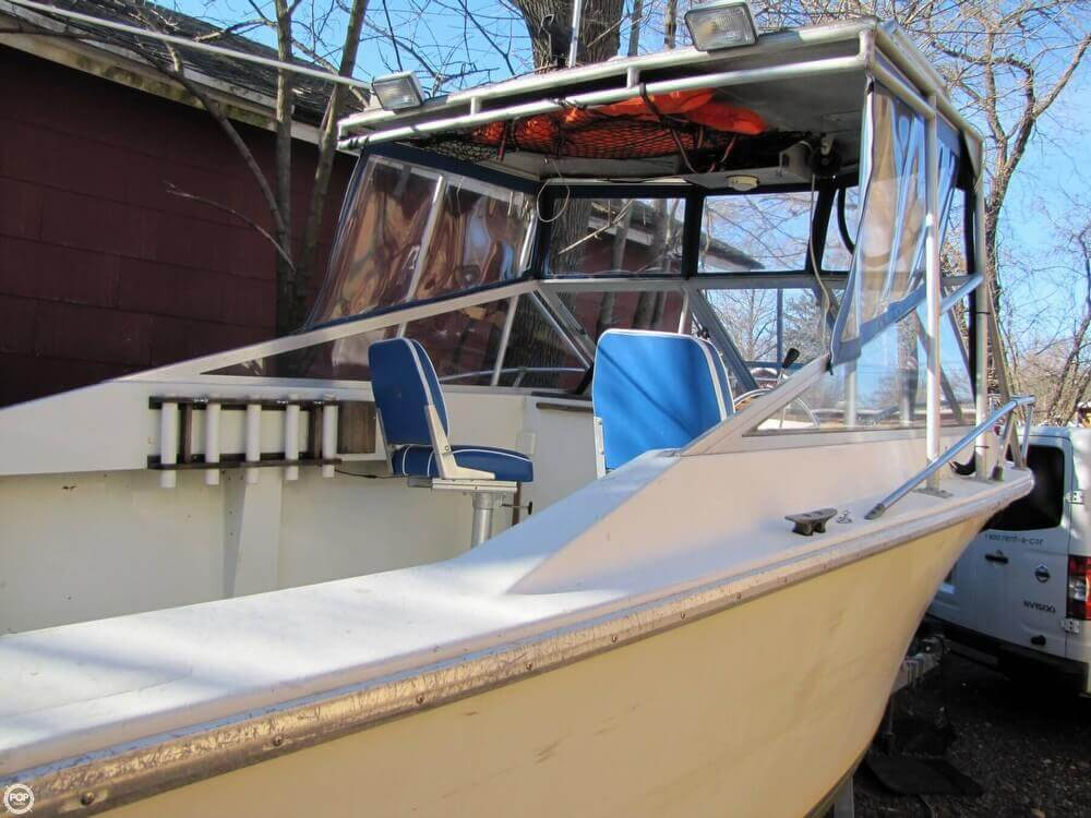1973 SeaCraft 23 Tsunami Sport - Photo #18