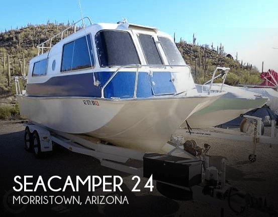 1972 Seacamper 24 - Photo #1