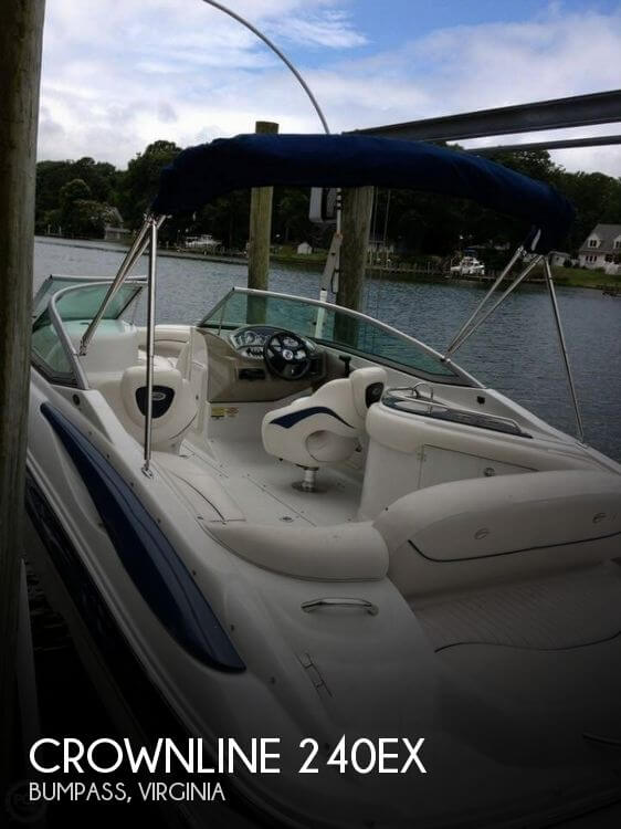 2007 CROWNLINE 240EX for sale