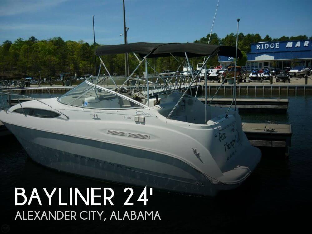 2000 Bayliner 2455 Ciera Sunbridge - Photo #1