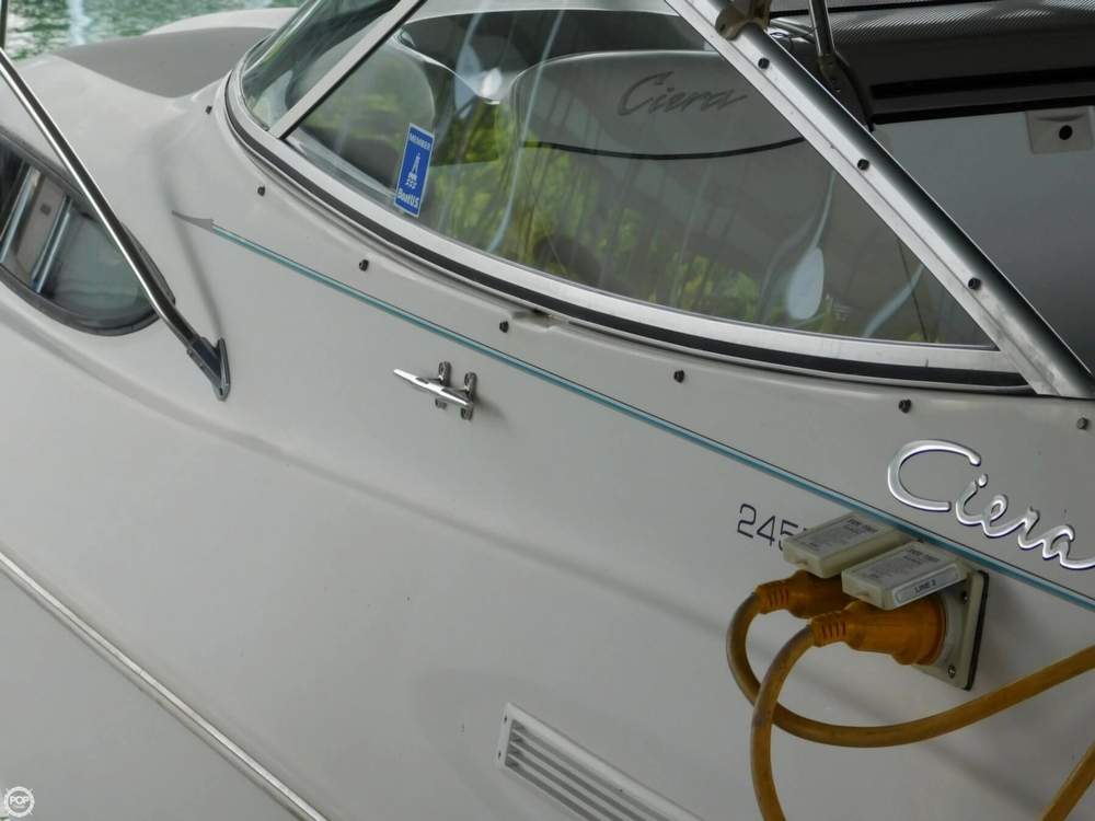 2000 Bayliner 2455 Ciera Sunbridge - Photo #40
