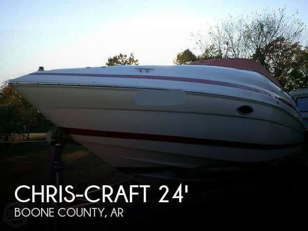 1998 Chris-Craft 240 Cuddy Cabin - Photo #1