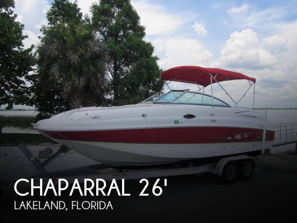 2006 CHAPARRAL SUNESTA 254 for sale