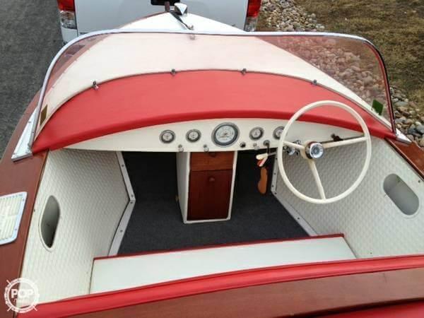 1961 Century 16 Corsair - Photo #4