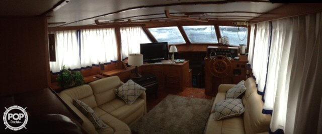 1988 Med Yachts 56 - Photo #4