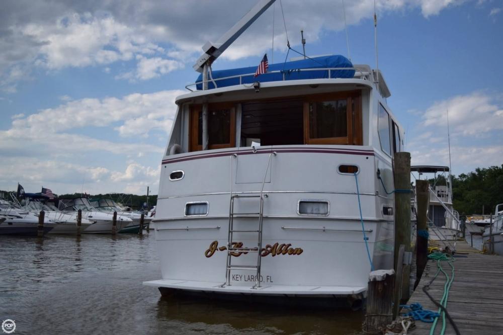 1988 Med Yachts 56 - Photo #18