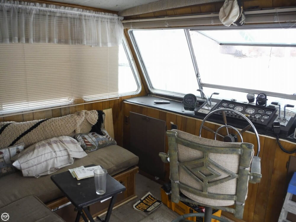 1973 Burns Craft 45 - Photo #20
