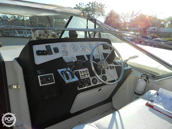 1988 Wellcraft boat for sale, model of the boat is 3400 Gran Sport & Image # 19 of 40