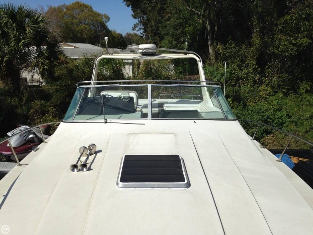 1988 Wellcraft boat for sale, model of the boat is 3400 Gran Sport & Image # 4 of 40