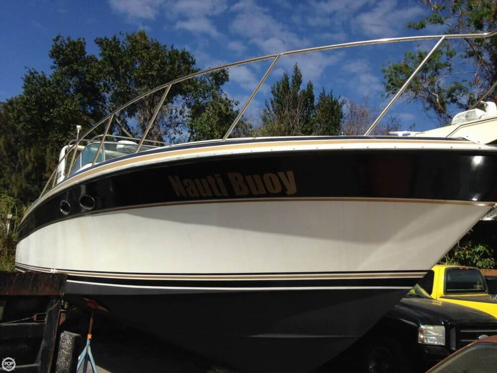 1988 Wellcraft boat for sale, model of the boat is 3400 Gran Sport & Image # 2 of 40