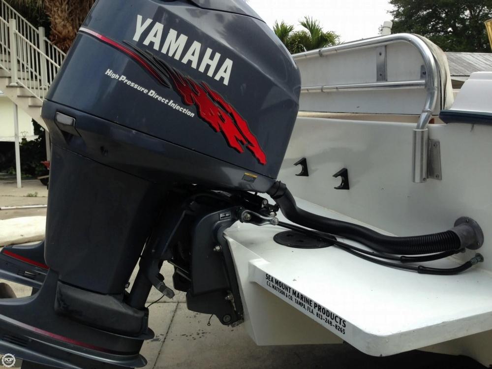 Dual Yamaha Engines!