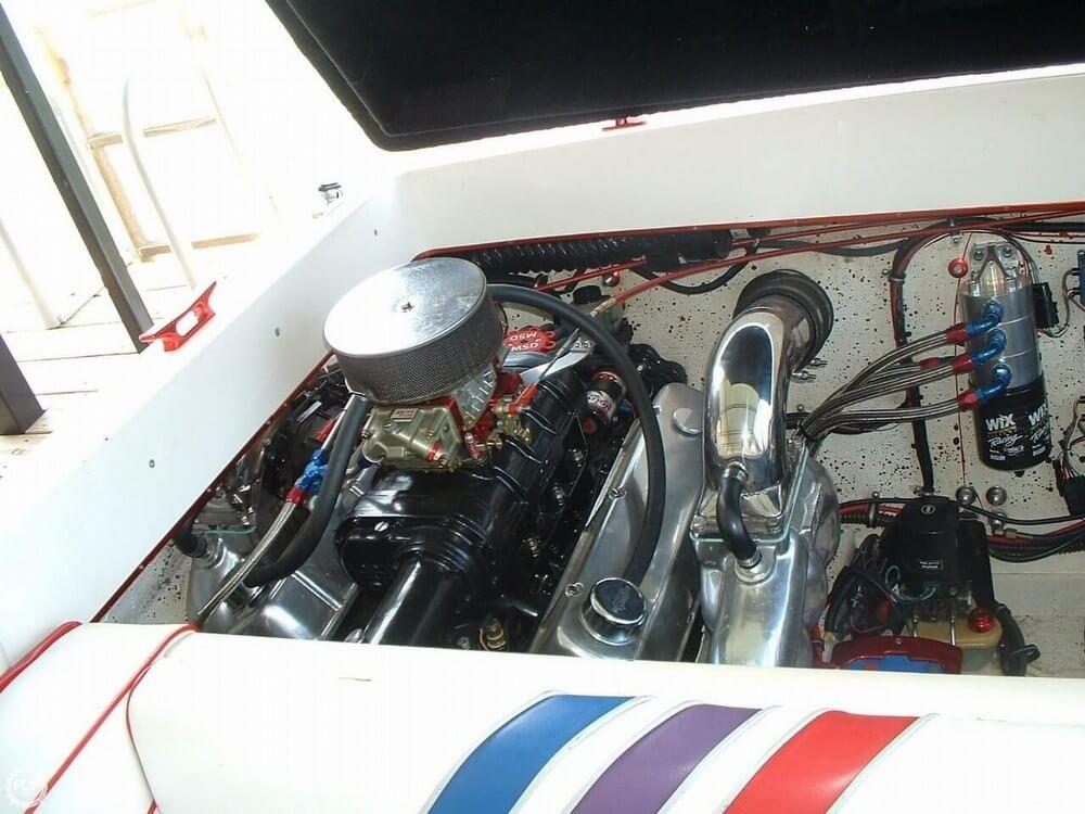 1997 Eliminator Daytona 28 CAT - Photo #17