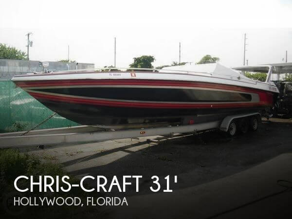 1985 CHRIS CRAFT 314S STINGER for sale