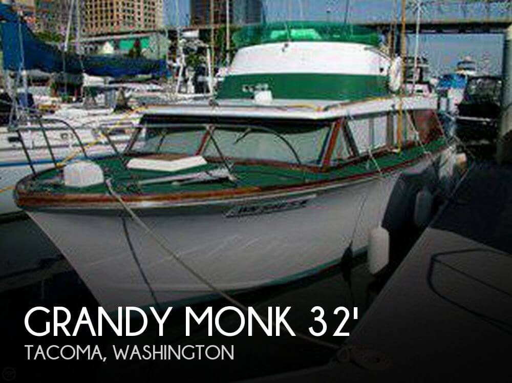 1964 Grandy Monk 32 Marlineer - Photo #1