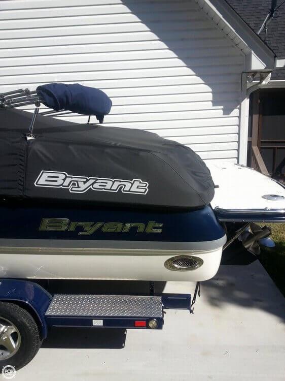 2008 Bryant 265 Bowrider - Photo #16