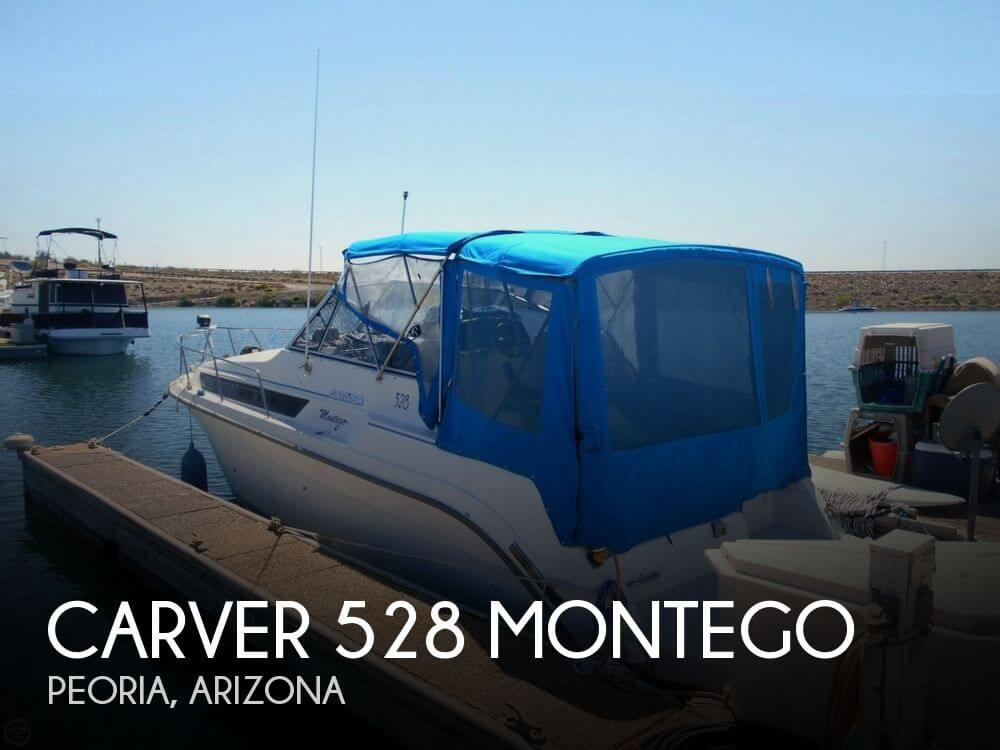 1992 Carver 528 Montego - Photo #1