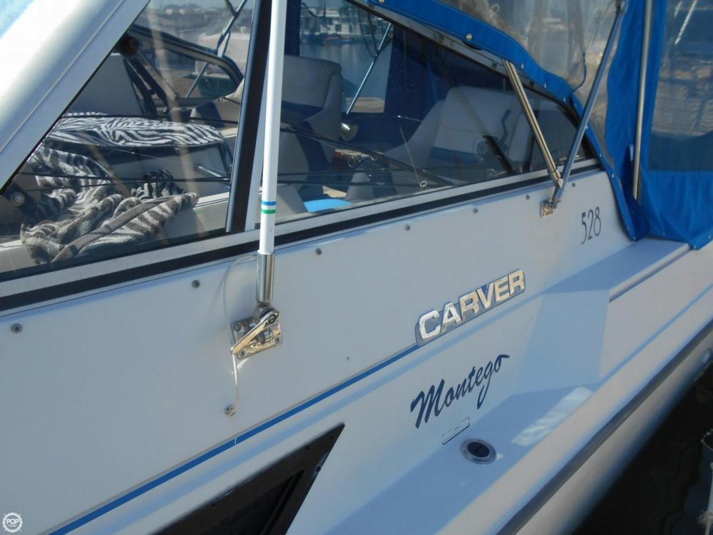 1992 Carver 528 Montego - Photo #19