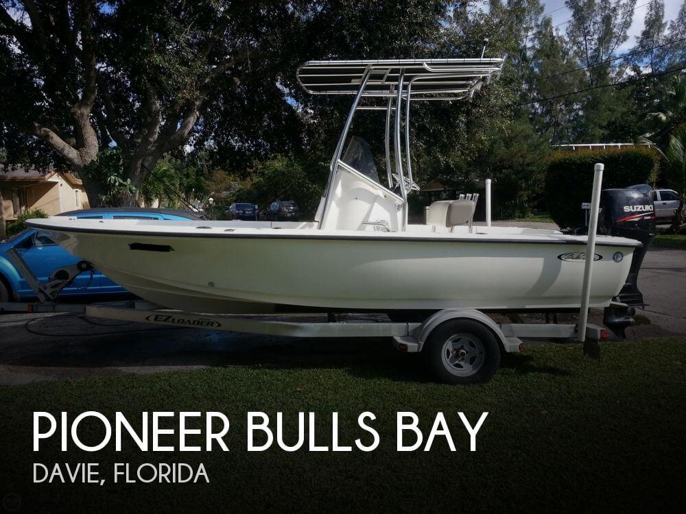 2012 PIONEER BULLS BAY for sale