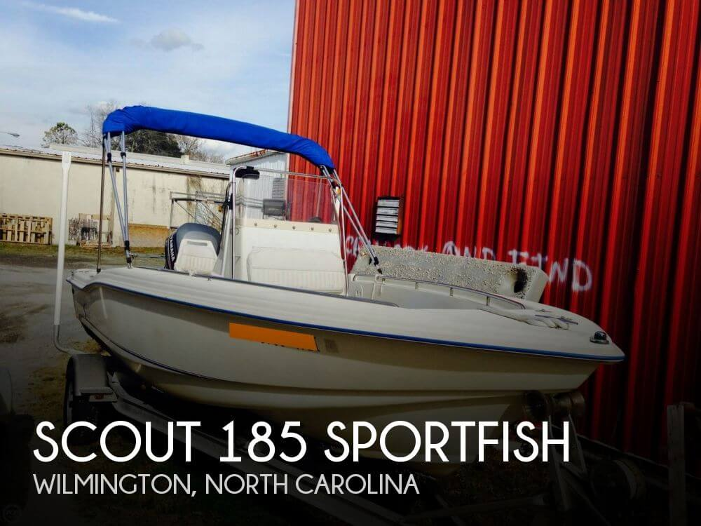 1999 Scout 185 Sportfish - Photo #1