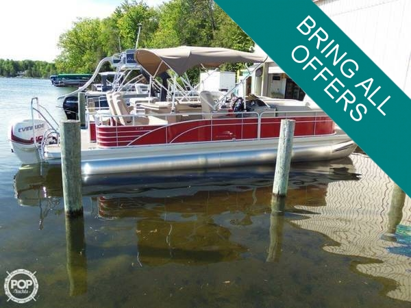 2014 Bennington 2550 GBR - Photo #2