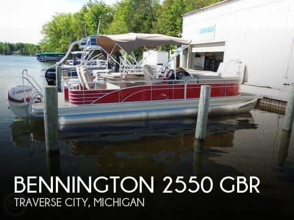 2014 Bennington 2550 GBR - Photo #1