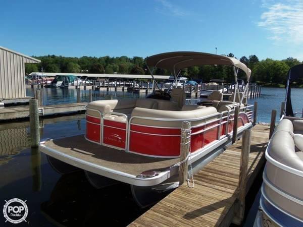 2014 Bennington 2550 GBR - Photo #3