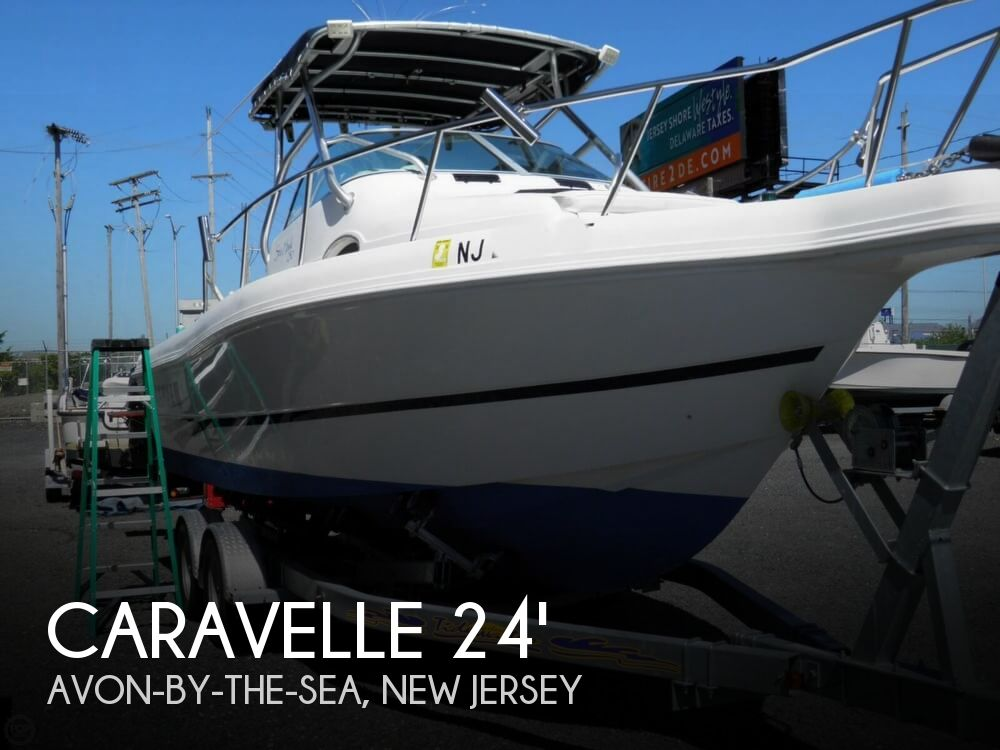 2003 Caravelle boat for sale, model of the boat is Sea Hawk 230 & Image # 1 of 40