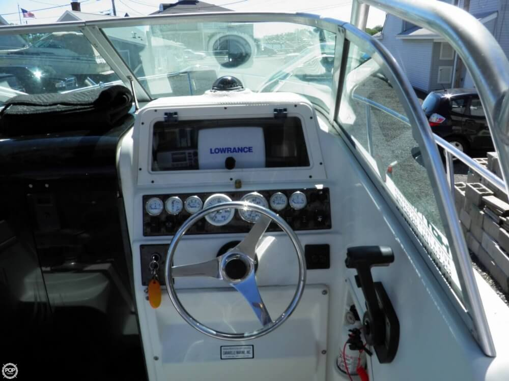 2003 Caravelle boat for sale, model of the boat is Sea Hawk 230 & Image # 8 of 40