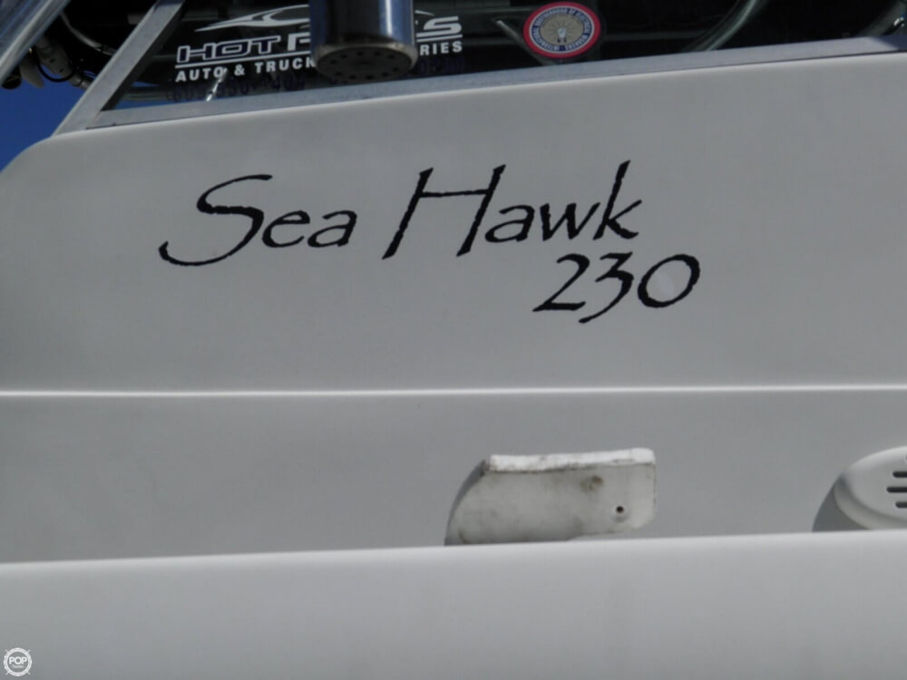 2003 Caravelle boat for sale, model of the boat is Sea Hawk 230 & Image # 25 of 40