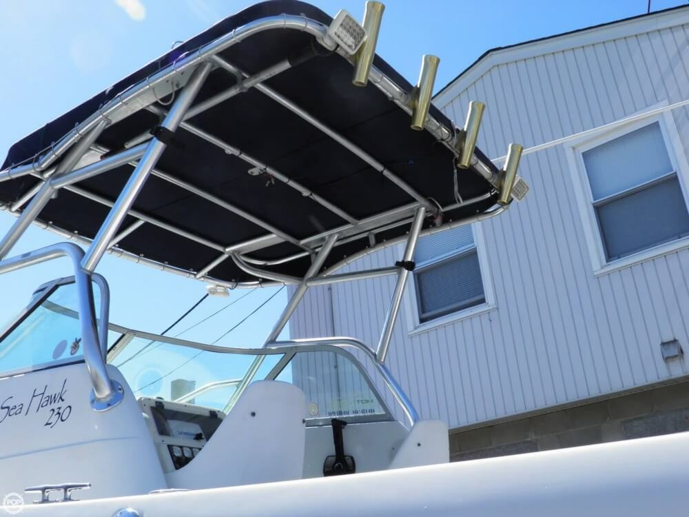 2003 Caravelle boat for sale, model of the boat is Sea Hawk 230 & Image # 31 of 40