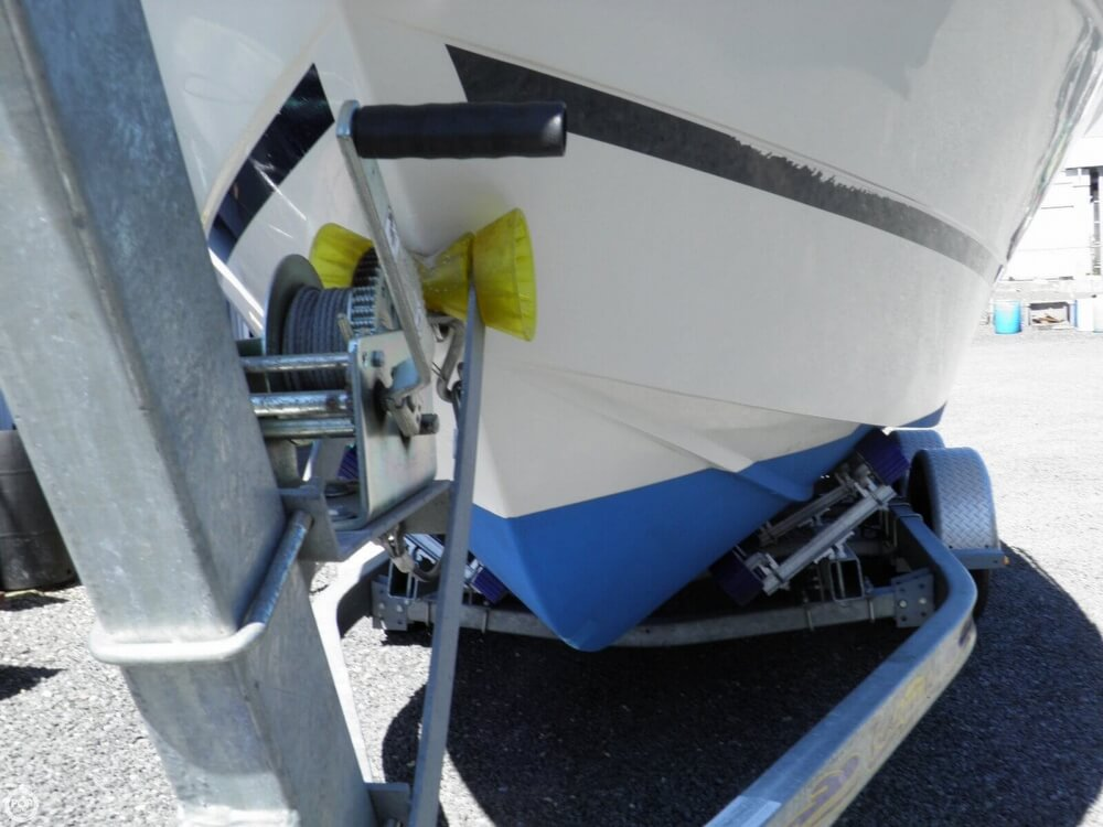 2003 Caravelle boat for sale, model of the boat is Sea Hawk 230 & Image # 38 of 40