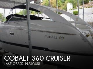 2002 COBALT 360 CRUISER for sale