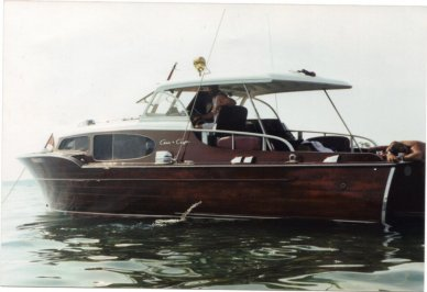 Chris-Craft 34 Exp, 34', for sale - $19,600