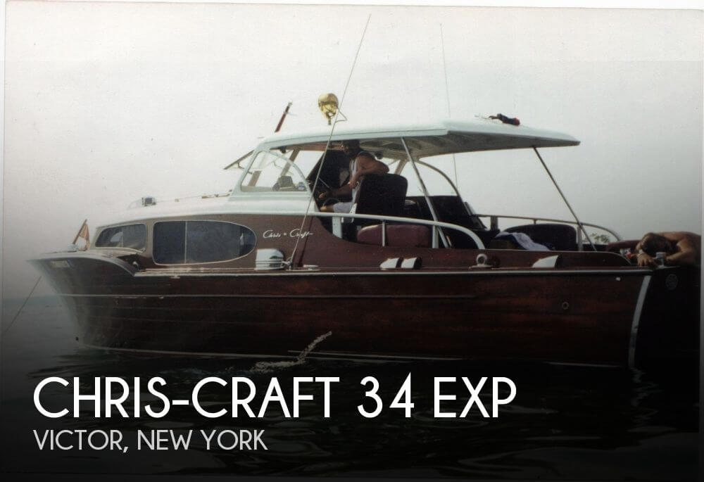 1949 Chris-Craft 34 Exp - Photo #1