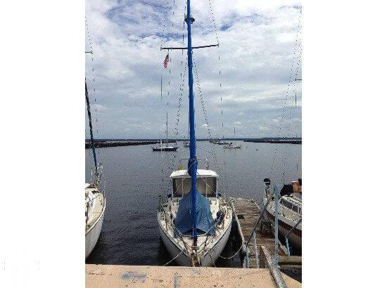 1978 S2 Yachts 9.2 Meter C - Photo #3