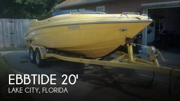 2007 EBBTIDE 2100 EXTREME SPORT for sale
