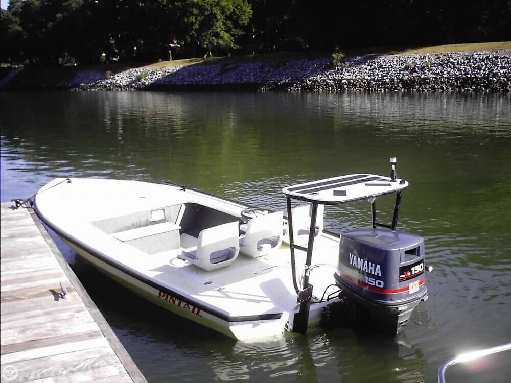 1991 Shipoke Boatworks 18 - Photo #4