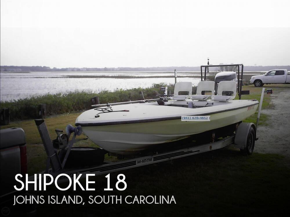 1991 Shipoke Boatworks 18 - Photo #1