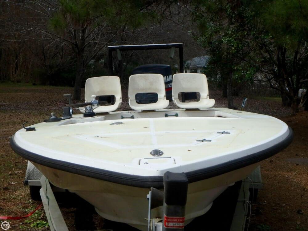 1991 Shipoke Boatworks 18 - Photo #17