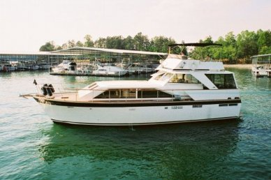 Trojan 50 Motor Yacht, 50', for sale - $81,000