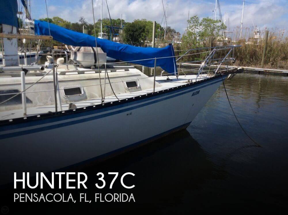 1984 HUNTER 37C for sale