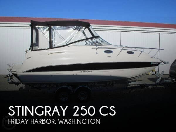 2008 Stingray 250 CS - Photo #1