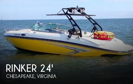 2013 Rinker Captiva 246 Overnighter - Photo #1